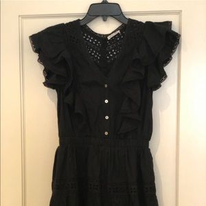 Loveshackfancy mini dress